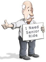 Senior Citizen needs a ride