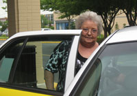 Senior Taxi Cab Discounts